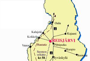 Suomen kunnat kartta 2018